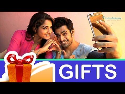 Pearl V Puri and Asmita Sood's Gift Segment