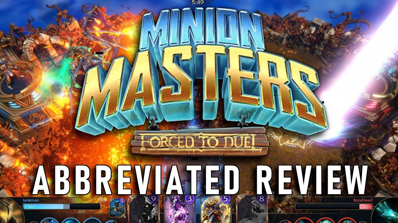 Minion Masters Review - BagoGames