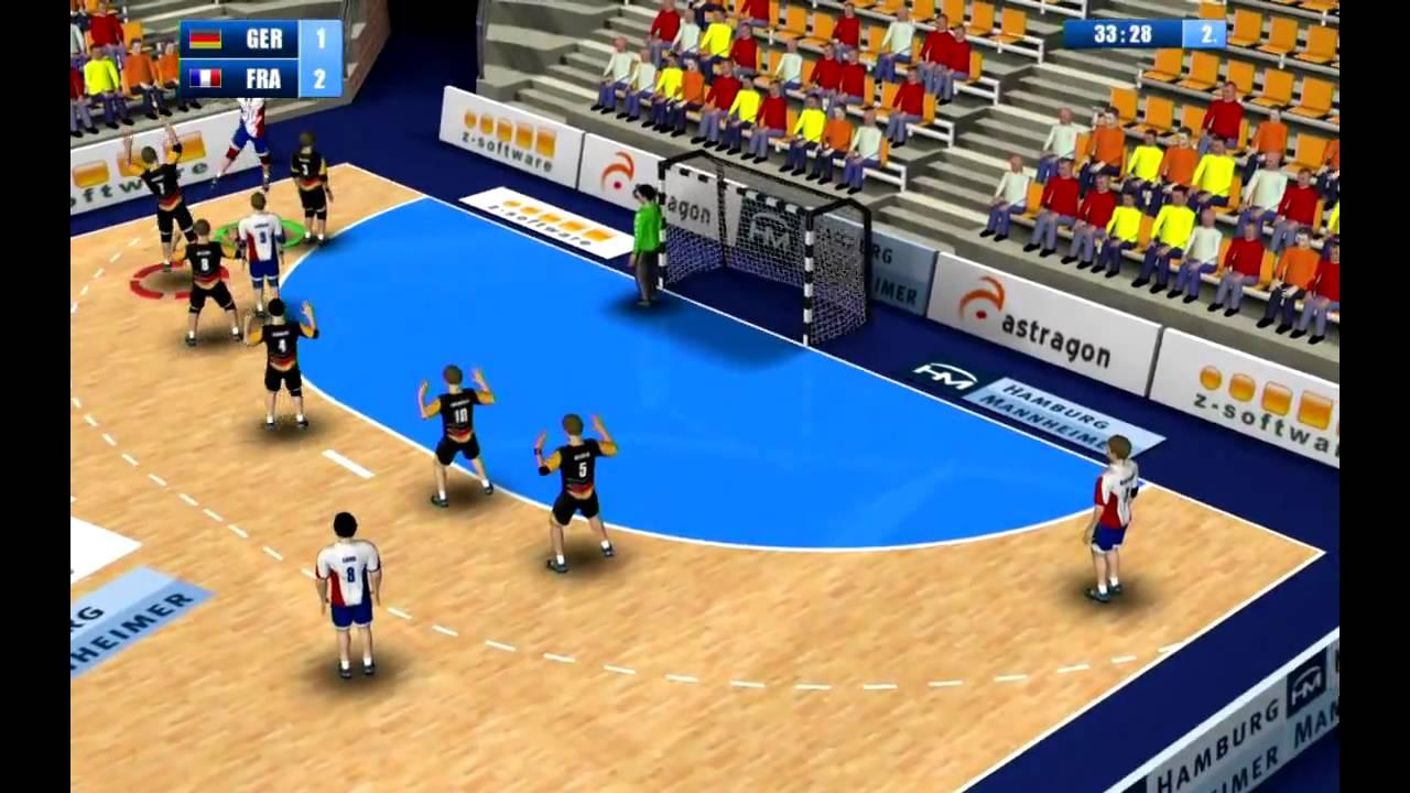 Spielzüge Handball