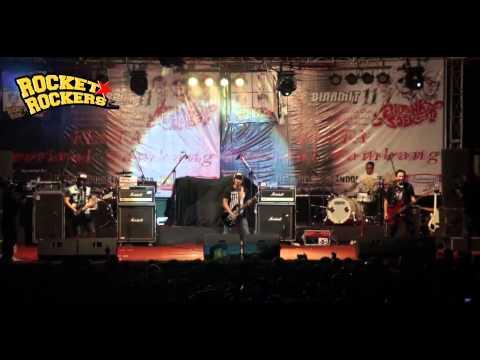 Rocket Rockers - Tergila (Live at Dinamit 11 UPN Yogyakarta)