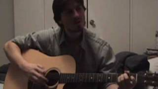 Karma Police by Radiohead - Acoustic Cover by George Azzi