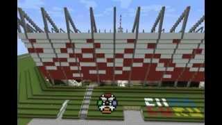 Stadion narodowy - Minecraft