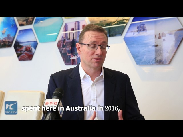 China may become Australia's largest inbound tourist market: Aussie tourism chief