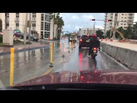 Venetian Causeway Miami Beach or a 3rd world road?