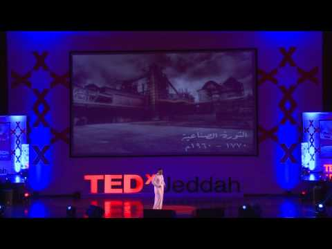 The revolution of art | Ahmed Moshrif | TEDxJeddah