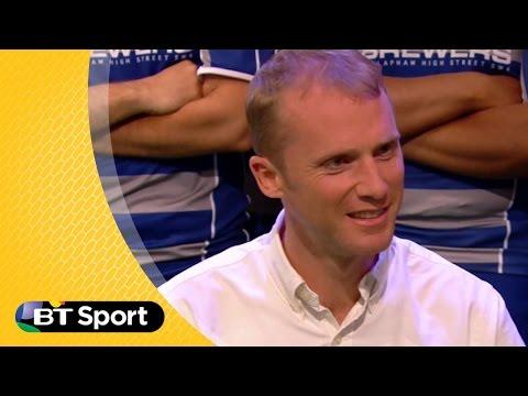 Wayne Barnes quick-fire quiz | Rugby Tonight