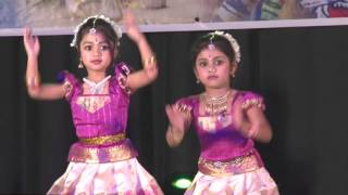 Coventry Kerala Community Christmas & New Year 2015 - 2016 Group Dance Kids 1