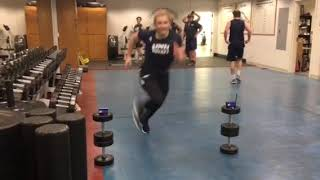 Developing Acceleration in Ice Hockey