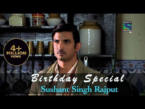 Sushant Singh Rajput Birthday Special   CID
