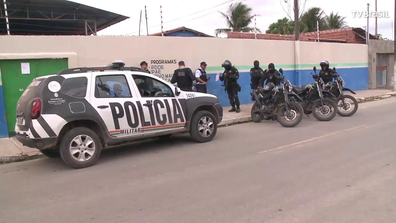 Resultado de imagem para ataques cai, mas chegam ao 10º dia consecutivo no Ceará