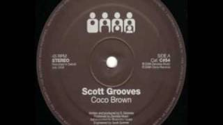 Scott Grooves - Coco Brown
