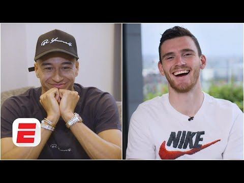 Jesse Lingard, Andy Robertson & Manuel Neuer Play 'You Have To Answer' | ESPN FC