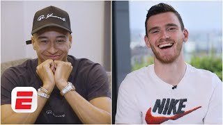 Andy Robertson, Jesse Lingard & Manuel Neuer play 'You Have to Answer' | ESPN FC