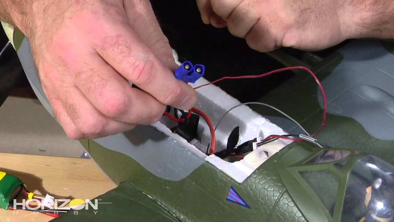 HorizonHobby com How To - Using Spektrum Telemetry Part 1