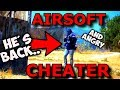 Airsoft Cheater BANNED for Aggressive Behavior