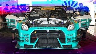 UN GTR ENDEMONIADO!!! *El coche de RICHARD* | JUCA