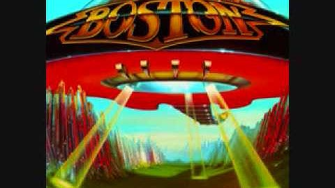 Boston -  A Man I'll Never Be