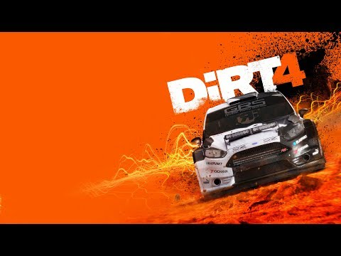 DIRT 4 IS FINALLY HERE!!!