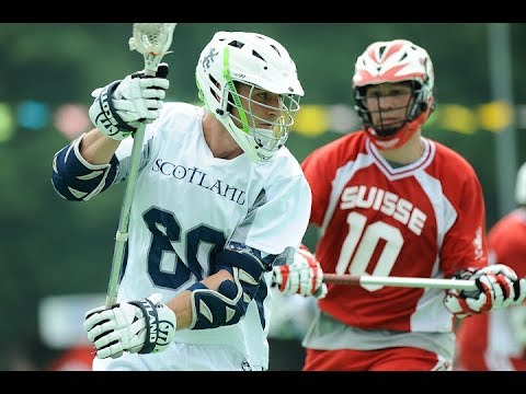 Scotland Lacrosse vs Switzerland - 1st Quarter