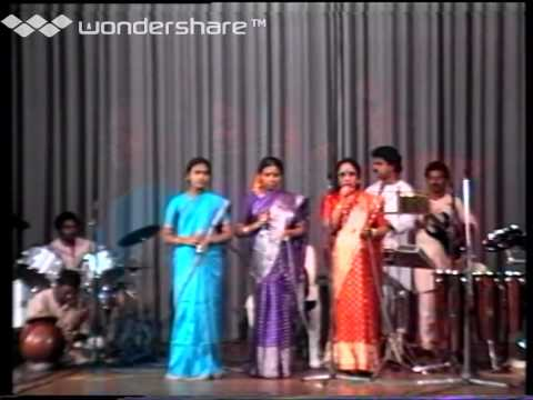 Ammaavum Neeye! - M.S. Rajeswari With ApSaRaS