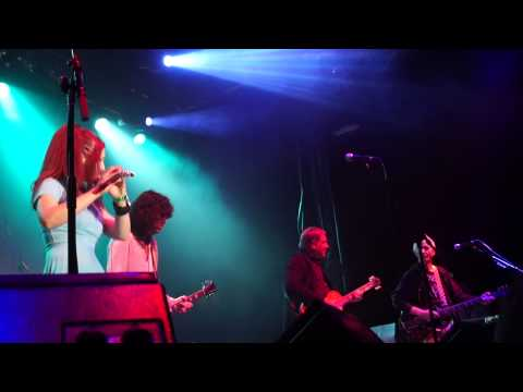 ALEX LIFESON TOMMY THAYER  HELLO I LOVE YOU SPIRIT OF THE RADIO MEDLOCK KRIEGER CONCERT 9/22/2014