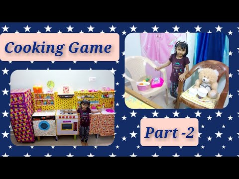 Cooking Game Part-2 by Active Kids