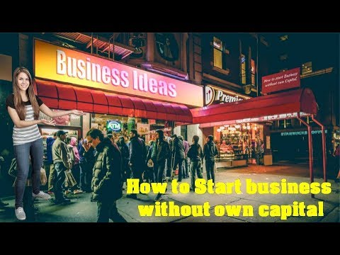How to Start Teezily.com business without own capital