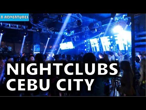 Cebu Night Clubs, Mango Square, Philippines S3, Vlog #108