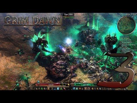 grim dawn   cap 3    versión pc Ultra   veterano   1080P 60 FPS