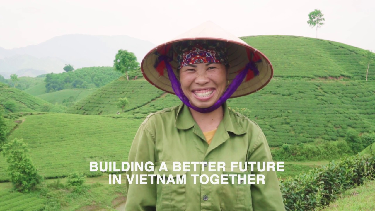 Partnership for Sustainable Agriculture in Vietnam (PSAV) Video