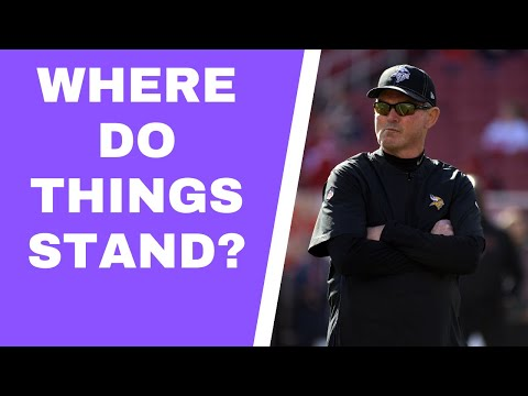 Should Mike Zimmer's job be in jeopardy?
