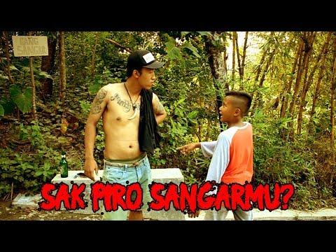 Sak Piro Sangarmu Terbaru (Film Pendek Lucu Boyolali) | Sambel Korek