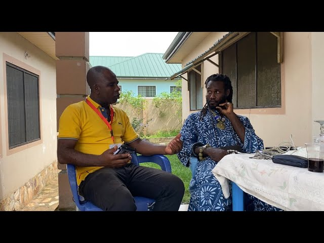 One-on-one  with  Okunini  Dr. Obadele Kambon Head of African Studies Dept, University of Ghana