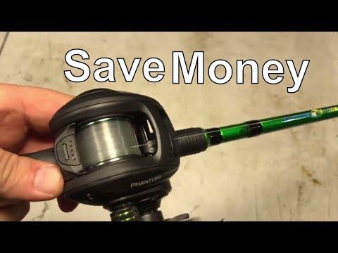 Cast Longer And Save Money Using Braid Backing