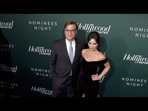 Aaron Sorkin, Molly Bloom and more attends The Hollywood Reporter 6th Annual Nominees Night in Los A