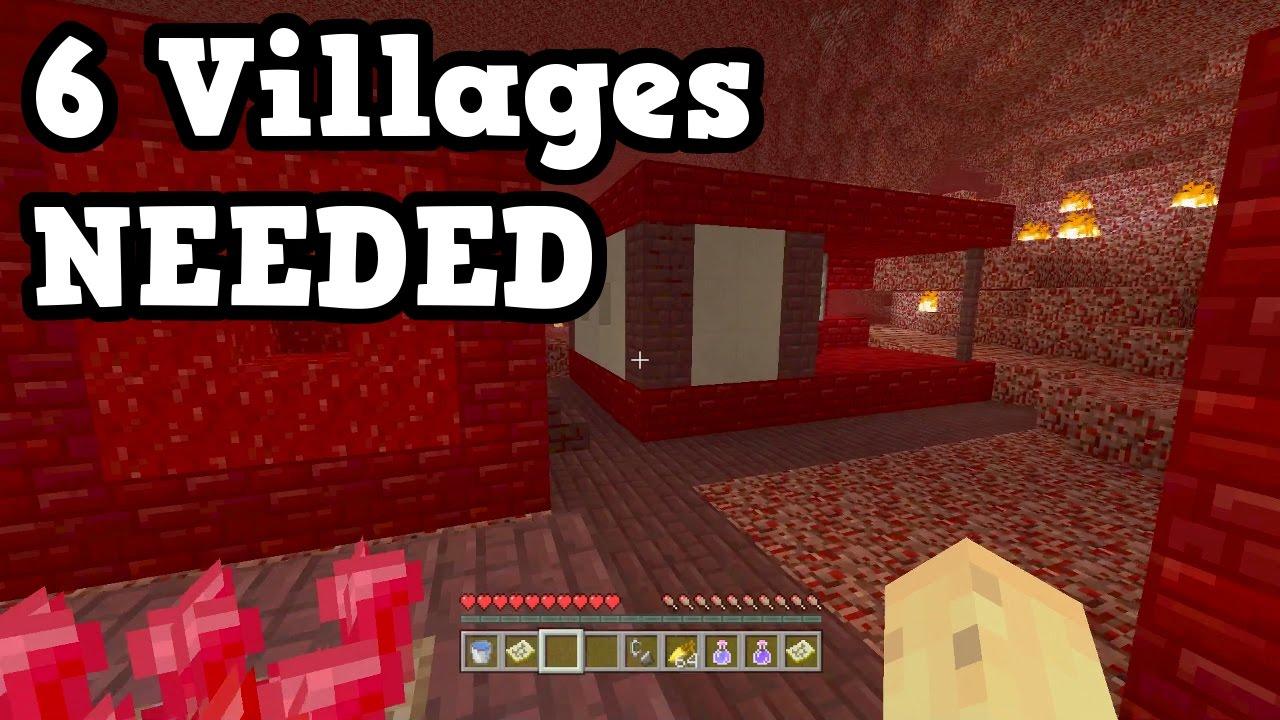 6 village types we need in minecraft youtube 6 village types we need in minecraft sciox Images