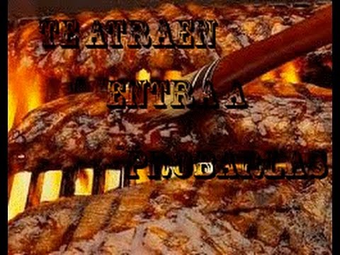 Costillas barbacoa fosters youtube for Barbacoa bbq