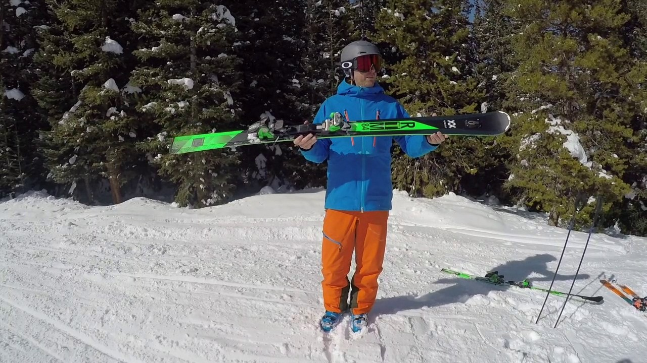 Allmountain Skitest 2018: Völkl RTM 84 outdoor