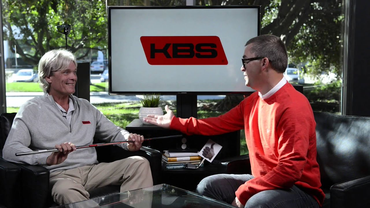 Kim Braly from KBS Golf Shafts on Callaway Talks
