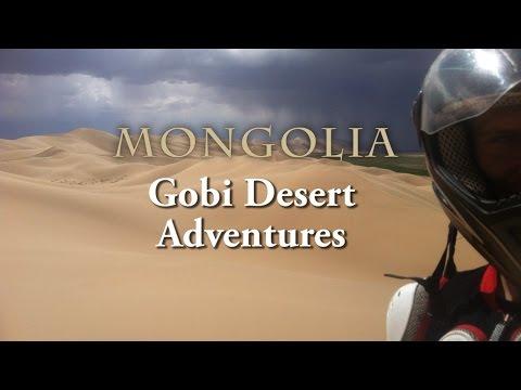 Mongolia Gobi 990 Adventures