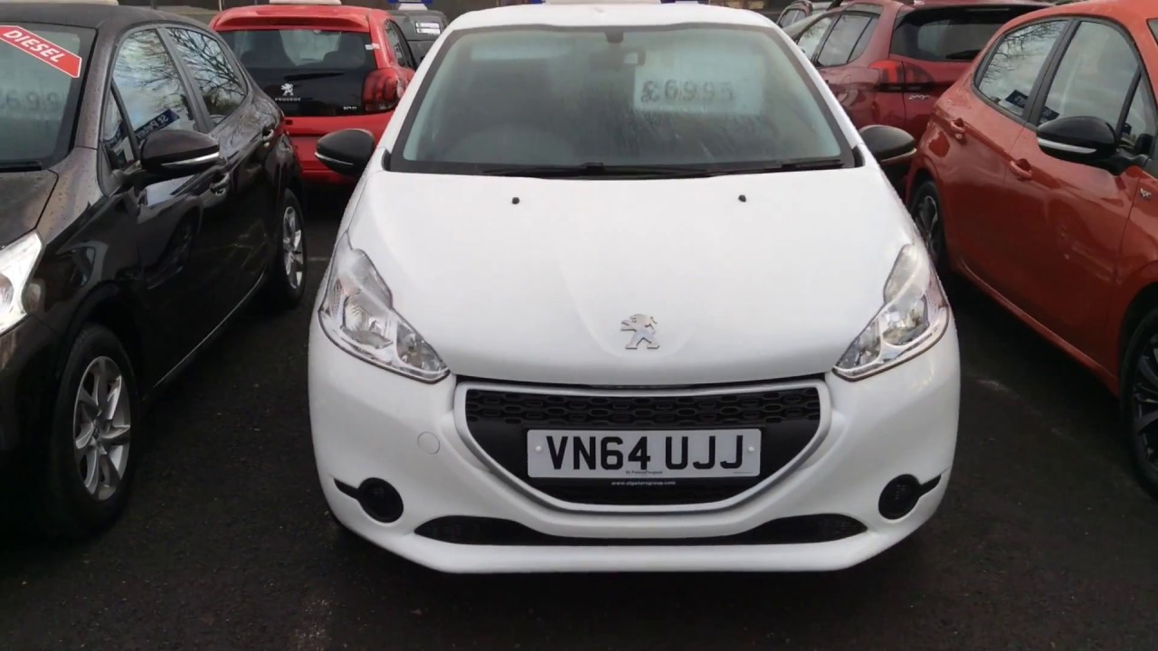 2014 peugeot 208 1 0 vti 68 access vn64 ujj at st peters peugeot worcester youtube. Black Bedroom Furniture Sets. Home Design Ideas