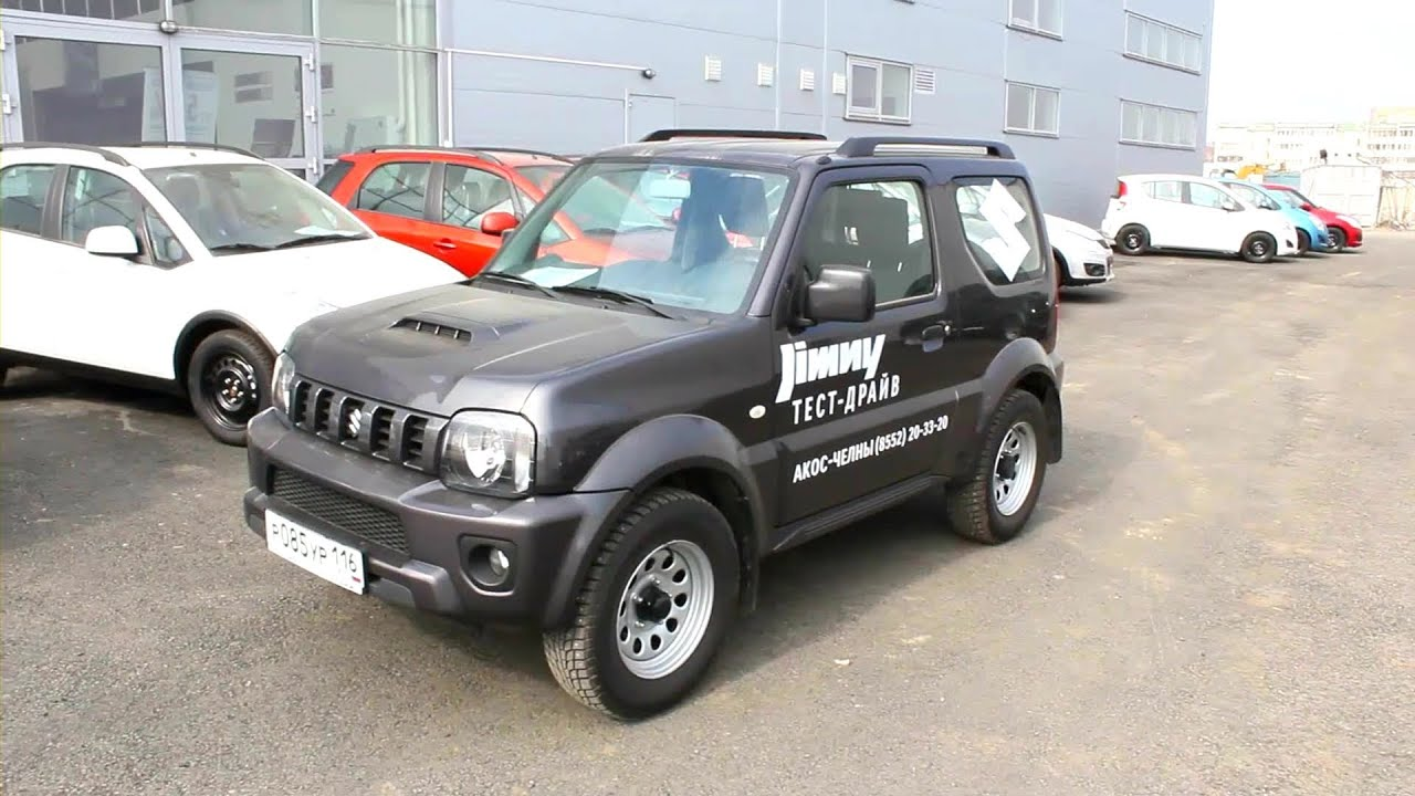 2013 suzuki jimny jlx start up engine and in depth tour youtube. Black Bedroom Furniture Sets. Home Design Ideas