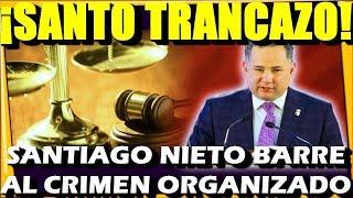 🔴 ROMPE RECORD ¡ SANTIAGO NIETO MUESTRA SUS MUSCULOS ! GRANDES RESULTADOS Y GOLPES CONTRA EL CRIMEN