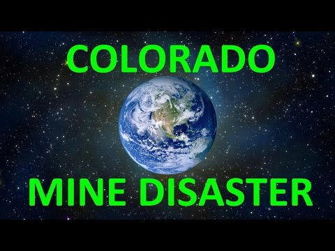 Colorado Mine Disaster Part Two