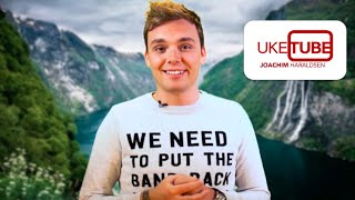Gambar cover UkeTube med Joachim Haraldsen   Transgender teen   The Line   Jojo comaback   Johanne Sofie