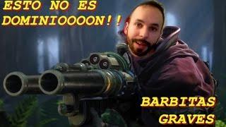 ESTO NO ES DOMINION!! GRAVES GOGO ( EL MEJOR MODO ) con Mininfer