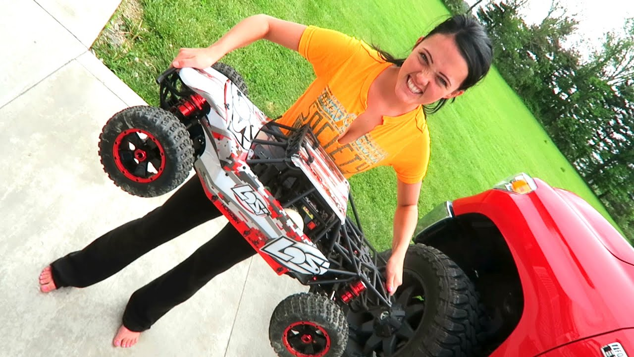 New Toy Cars : Her epic new toy youtube