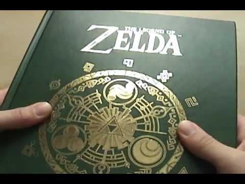Nintendo Legend of Zelda Hyrule Historia