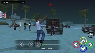 GTA San Andreas versión android (Misión 19)
