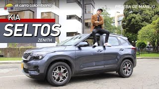 Kia Seltos: ¿Vale la pena el nuevo SUV de los coreanos?   Prueba de Manejo